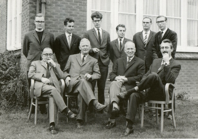 schoolteam in 1966